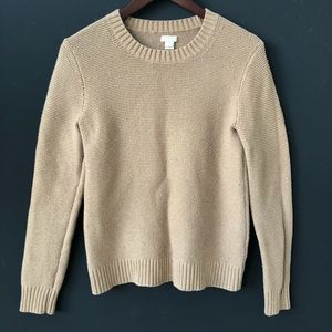 J. Crew Chunky Knit Sweater (size S)